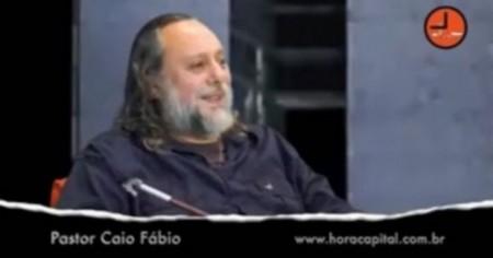 ENTREVISTA COMPLETA COM O REV. CAIO FÁBIO NO HORA CAPITAL.