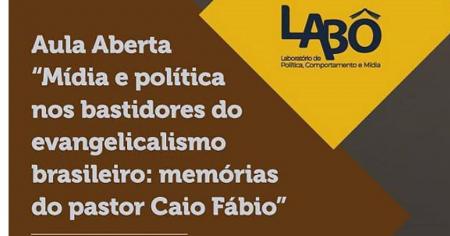 [TEMPORARIAMENTE SUSPENSO] AULAS ABERTAS COM CAIO FÁBIO NA PUC-SP