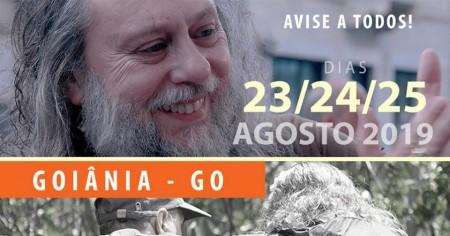 ENCONTROS COM CAIO - GOIÂNIA - 23, 24 E 25 DE AGOSTO.