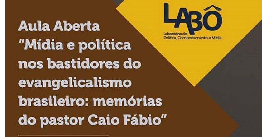 AULAS ABERTAS COM CAIO FÁBIO NA PUC-SP